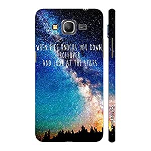 Enthopia Designer Hardshell Case Your Stars Will Guide You Back Cover for Samsung Galaxy J7