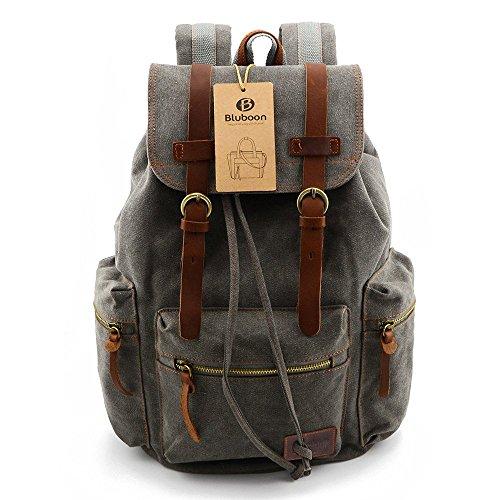 canvas-vintage-rucksacks-unisex-casual-backpacks-new-grey