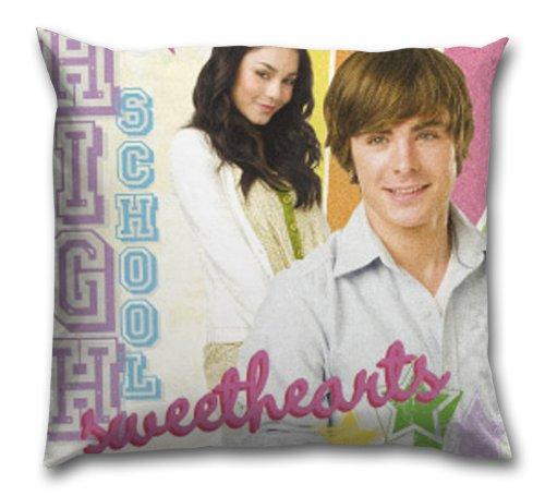 [Disney High School Musical Club Printed Cushion] (Hsm Costumes)
