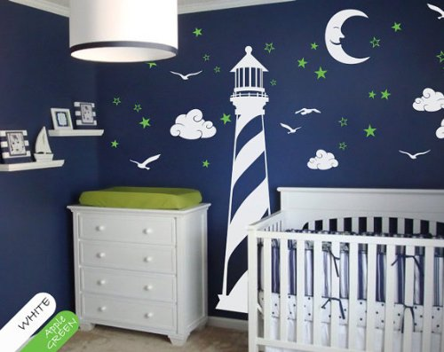 Star Nursery Decor front-1034093