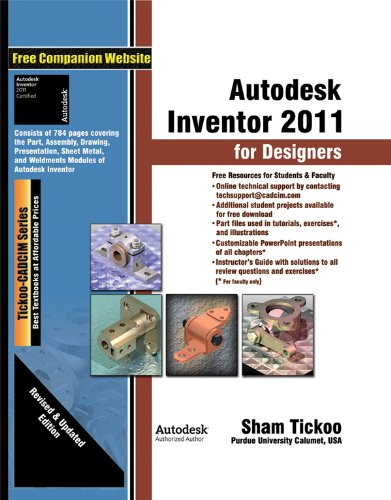 Autodesk Inventor 2011 for Designers
