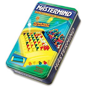 Click to order the Mastermind Game from Amazon!