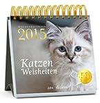 Katzenweisheiten 2015: Postkartenkale...