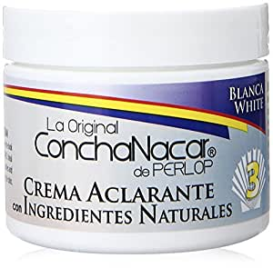 Concha Nacar De Perlop Natural Bleach Cream, 2 Ounce