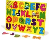 VILAC ハメコミパズル アルファベット