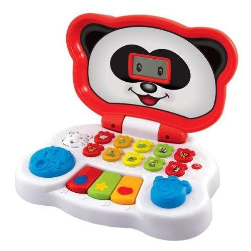 VTech - Animal Friends Toddler Laptop - 1