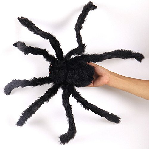 "TOAOB 29"" Large Black Spider Halloween Decoration & Prop"