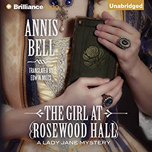 The Girl at Rosewood Hall Audiobook