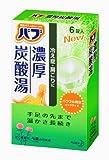 バブ 濃厚炭酸湯 芍薬の芳香浴 6錠入