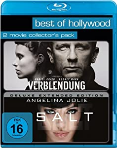 Verblendung/Salt - Best of Hollywood/2 Movie Collector's Pack [Blu-ray]