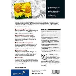ABAP-Programmierung für die SAP-Finanzbuchhaltung - Kundeneigene Erweiterungen: User-Exit