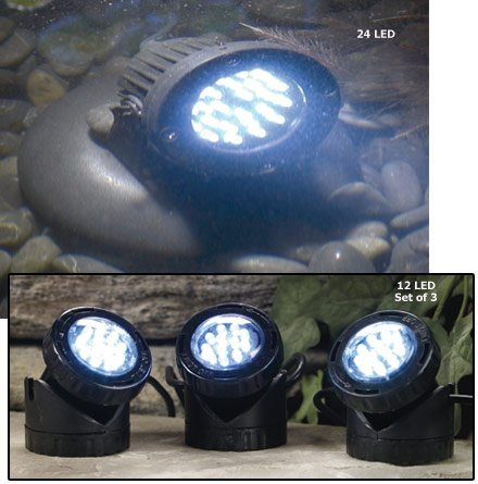 Alpine LED236T 36 Super White LED Pond Light