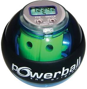Powerball the original® sound plus Entraînement de la main avec compteur digital