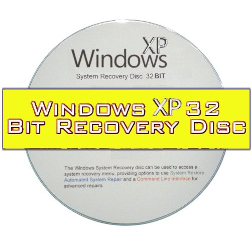 Recovery disk windows xp dell