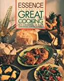img - for Essence Brings You Great Cooking by Jonell Nash (2000-01-27) book / textbook / text book