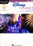Hal Leonard Disney Classics Instrumental Play Along Book & CD Flute (Flute)
