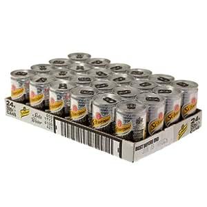 Schweppes Soda Water 150ml Mini Can - 24 Pack