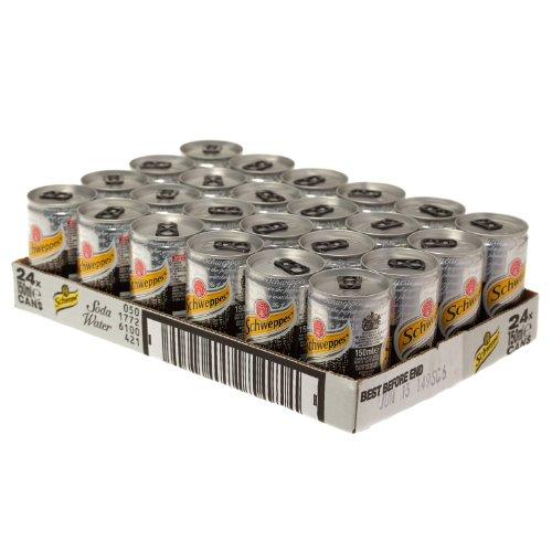 schweppes-soda-water-150ml-mini-can-24-pack