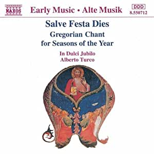 Salve Festa Dies: Gregorian Chant for Seasons of the Year - Amazon