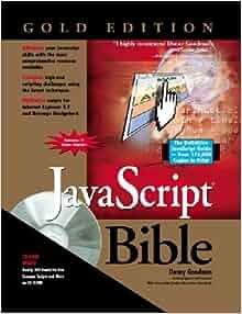 javascript bible danny goodman free download