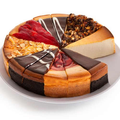 Presidents Choice Cheesecake Sampler – 9 Inch