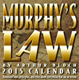 Murphy's Law 2015 Day-to-Day Calendar