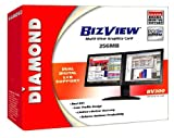 511B523ZB3L. SL160  Diamond BizView BV300 PCI Express 256MB Multi View Video Card | Read Reviews