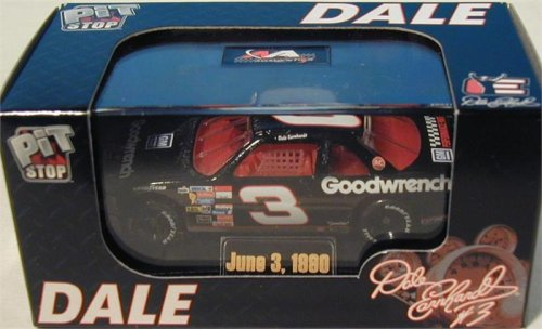 Motorsports Authentics 1:64 Dale Earnhardt Engine Change #3 1990 Lumina - 1
