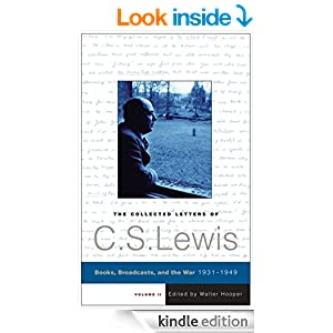 The Collected Letters of C.S. Lewis, Volume 2