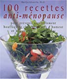 img - for 100 recettes anti-m nopause book / textbook / text book