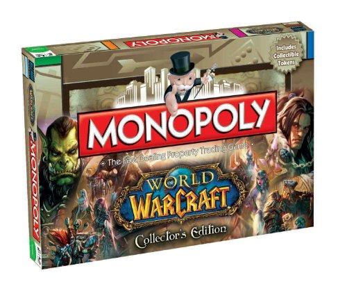 [UK-Import]World of Warcraft Monopoly