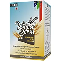 IOTH Wheat Germ Oil – Natural Source Of 23 Nutrients- Natural Vitamin E; B Vitamins; Omega 3, Iron And Calcium...