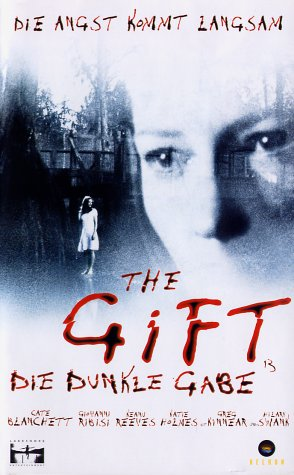 The Gift - Die dunkle Gabe [VHS]