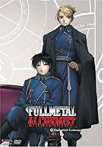 Fullmetal Alchemist: Equivalent Exchange (Vol. 3)