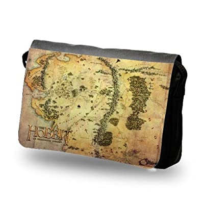 The Hobbit - Map Of Middle Earth Bag