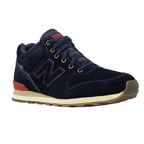 New Balance - WH996 - WH996SN - Couleur: Bleu marine-Rouge - Pointure: 40.0