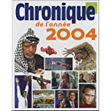 Chronique de l'ann�e 2004par Michel Marmin