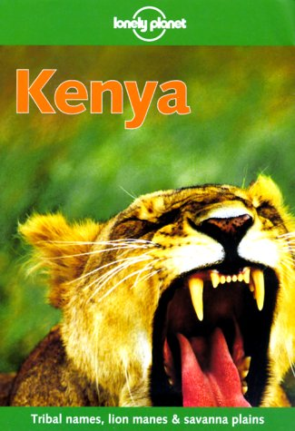 Lonely Planet Kenya (Lonely Planet Kenya, 4th ed), Fletcher, Matt; Finlay, H.; Crowther, G.