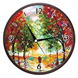 Wall Clocks - Printland Walk A Way Wall Clock