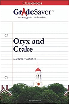 oryx and crake analysis essay