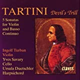 Tartini : Five Sonatas for Violin and Basso Continuo