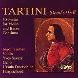 Five Sonatas for Violin and Continuo