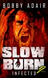 Slow Burn: Infected, Book 2 (Slow Burn Zombie Apocalypse Series)