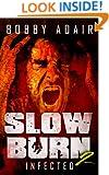 Slow Burn: Infected, Book 2 (Slow Burn Zombie Apocalypse Series)