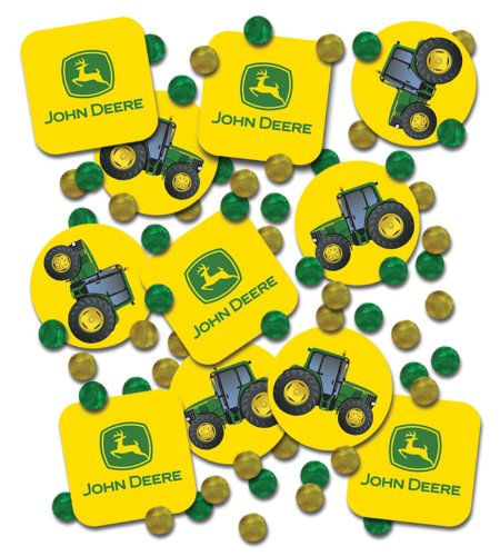 John Deere Tractor - Confetti Party Accessory