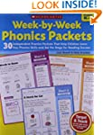 Week-By-Week Phonics Packets: 30 Inde...