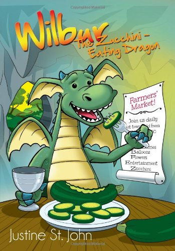 Wilbur the Zucchini-Eating Dragon