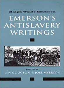 "Cover of ""Emerson's Antislavery Writings&..."