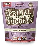 Primal Raw Freeze-Dried Feline Turkey Formula
