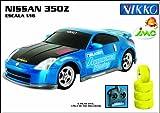 IMC TOYS 620007 - Coche Nikko Nissan 350 Z